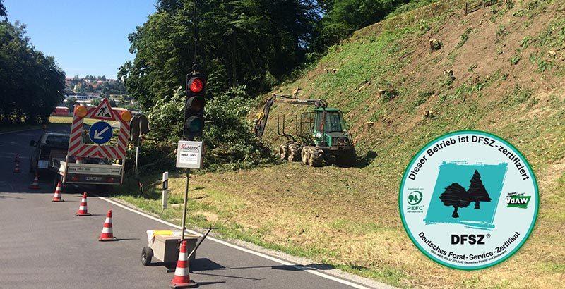 Max Nigl: Ihr zertifizierter Betrieb rund um die Forstarbeiten
